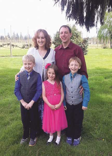 COURTESY PHOTO - The year started off with insurmountable tragedy: The Kroeker family in rural Hubbard was found dead in their burned home in January, in what investigators later called a murder suicide.
