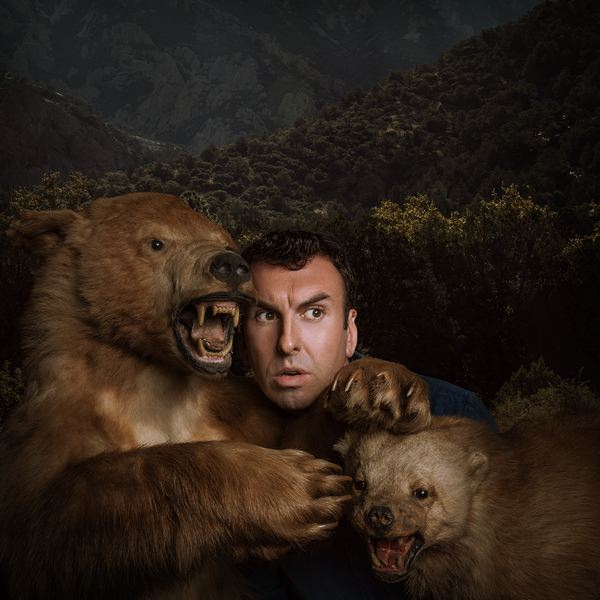 COURTESY PHOTO - Portland's Matt Braunger returns to the Helium Comedy Club stage to perform for local fans in the final days of 2017, Dec. 29-31.