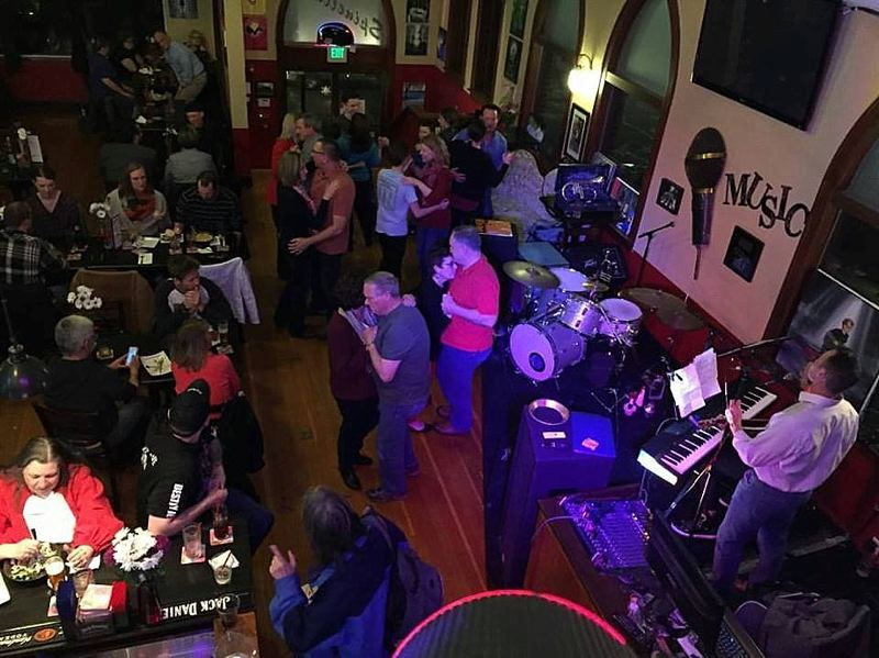 CONTRIBUTED PHOTO: MICHAEL SPINELLA - Spinellas Off the Wall hosts live music and karaoke each week.