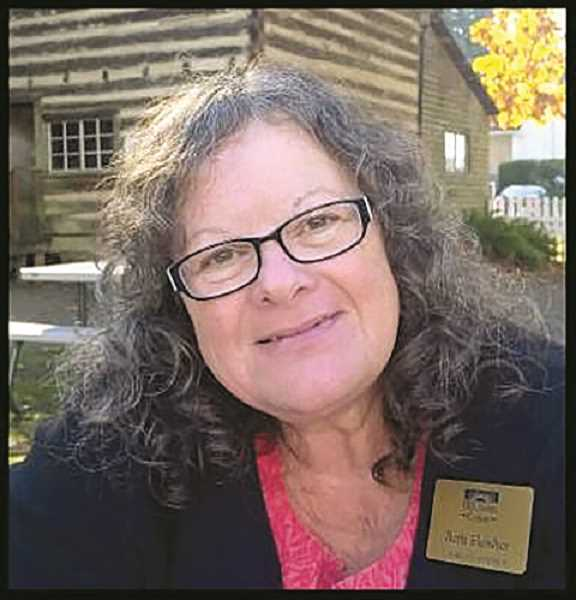 Beth Fleisher was recently brought on board at the Aurora Colony Historical Society to help with volunteer recruiting and maintenance, something the historical society and its many programs depend upon each year.