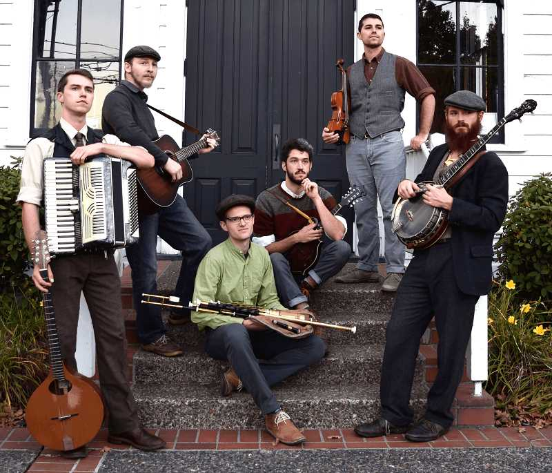 SUBMITTED PHOTO - Irish band Biddy on the Beach plays a community concert Jan. 13 at Winona Grange.