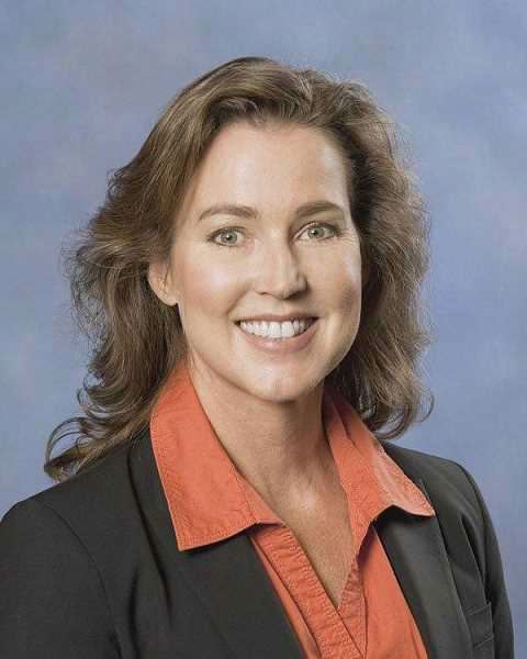 PAMPLIN FILE PHOTO - Former Oregon First Lady Cylvia Hayes