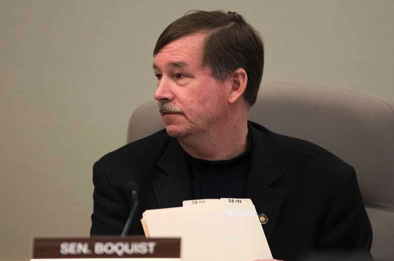 FILE PHOTO - Sen. Brian Boquist, whose district includes Western Washington County, will serve as a vice-chairman of the new committee.
