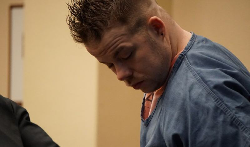 CONTRIBUTED PHOTO: KOIN 6 NEWS - Orion Storm Mears, 26, was sentenced to 25 years for a Gresham rape.