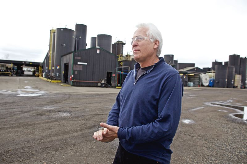 PORTLAND TRIBUNE: JAIME VALDEZ - Scott Briggs, ORRCO owner and plant operating, said its North Portland oil-recycling refinery has corrected all the violations cited by the city fire marshal in 2016 and will correct violations by the Bureau of Development Services this year. The BDS says ORRCO has failed to pay any of the fines levied for 47 violations found in 2016, and the bureau is levying a monthly penalty.