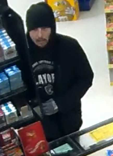 COURTESY PHOTO - Police ask anyone who recognizes this man to call 503-681-6261.