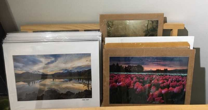 SUBMITTED PHOTO: VLDN TAYLOR - Prints by Vldn Taylor are for sale at Three Rivers Artists Guild Gallery.