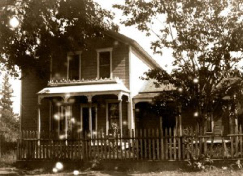 COURTESY PHOTO - The Heslin House in 2010.