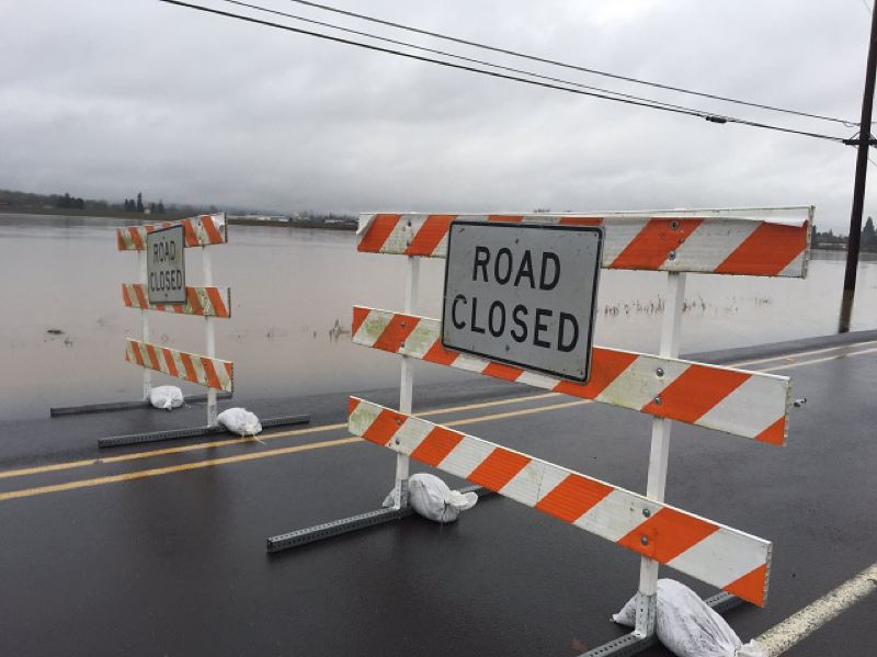 KOIN 6 NEWS PHOTO - Interstate 84 will close overnight in the Portland area.