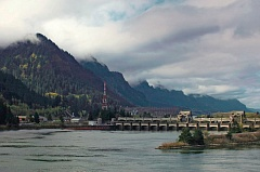 by: SUBMITTED PHOTO - The Bonneville Dam is a major driver of the Northwest economy and a huge obstacle for endangered fish. Dams on the Columbia could be asked to play different roles as the U.S. and Canada reconsider the treaty that regulates the river system.