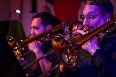 by: PHOTO COURTESY: ARI GOODBLATT - Soundstage Rhythm Orchestras offbeat approach promises to take over Oregon City's Pacific Crest Grand Ballroom on May 18.