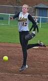 by: JOHN BREWINGTON - St. Helens' pitcher Mariah Mulcahy has been a big part of the Lady Lions' success this season.
