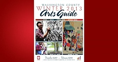 (Image is Clickable Link) by: PAMPLIN MEDIA GROUP - Winter Arts Guide FGNT