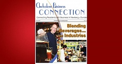 (Image is Clickable Link) by: PAMPLIN MEDIA GROUP - Chehalem Business Connection - January 2014