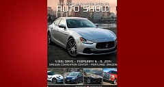 (Image is Clickable Link) by: PAMPLIN MEDIA GROUP - Portland International Auto Show 2014