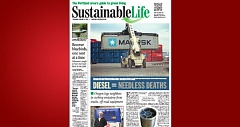 (Image is Clickable Link) by: PAMPLIN MEDIA GROUP - Sustainalbe Life - February Issue