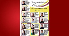 (Image is Clickable Link) by: PMG - Forest Grove News Times - Graduation Pages