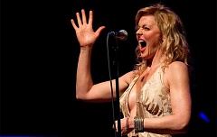 Photo Credit: SUBMITTED PHOTOS - Singer songwriter Storm Large will perform at Rumble on the River Saturday night.