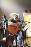 Photo Credit: NEWS-TIMES FILE PHOTO - Big Ron Sabin of Cornelius will play at the Unger Farm Store this summer, where they are now hosting music and serving wine and beer on select summer nights.