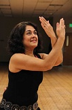 Photo Credit: SUBMITTED PHOTO - Now is a great time to try something new like belly dancing offered through Lake Oswego Parks and Recreation.