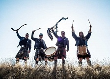 Photo Credit: COURTESY PHOTO - The Wicked Tinkers are bringing their Tribal Celtic music to EF Nursery in Forest Grove on Saturday.