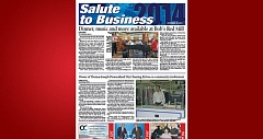 (Image is Clickable Link) SALUTE TO BUSINESS - 2014