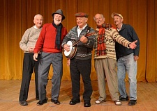 Photo Credit: SUBMITTED PHOTO - Northwest Senior Theatre will present Holiday Harmonies Nov. 19-22 at Alpenrose Dairy Opera House.