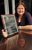 Photo Credit: STAFF PHOTO: VERN UYETAKE - Carol Stormer of Lake Oswego has been named by the National Association of Professional Women as a VIP Woman of the Year.