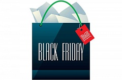 Photo Credit: STOCK IMAGE - Black Friday results were mixed at local businesses.