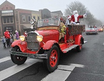 Photo Credit: TIDINGS FILE PHOTO: VERN UYETAKE - The theme for this year's West Linn Holiday Parade is For kids from one to 92