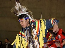 Photo Credit: SUBMITTED PHOTO - The 16th annual powwow to celebrate Native American culture will be held Jan. 17 on the PCC Sylvania campus.