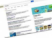 Rose City computer users searched for Flappy Bird and other trending topics in 2014, according to Google's Year in Search.