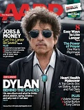 At 73, Bob Dylan still looks freaky and dangerous - even if he is giving copies of his latest album away for free to readers of AARP The Magazine.