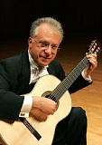 Photo Credit: SUBMITTED PHOTO  - Portland Classic Guitar Concert Series will present Pepe Romero in concert Feb. 6.