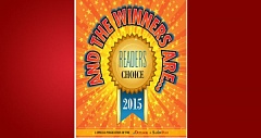 (Image is Clickable Link) Readers Choice Awards 2015