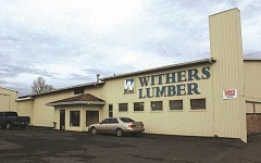INDEPENDENT PHOTO: TYLER FRANCKE - The former Withers Lumber store in Woodburn at 245 Young St. will become the site of a new ReStore serving the North Willamette Valley Habitat for Humanity.