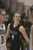 PHIL HAWKINS - Second Team All-Conference guard Lizzy Ellingson of Woodburn.