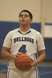 PHIL HAWKINS - 2015 Mid-Willamette Honorable Mention post Leo Garza of Woodburn.