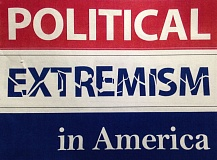 SUBMITTED GRAPHIC  - The Wilsonville Library's course on political extremism runs for eight weeks and starts March 30.