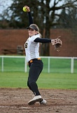 JOHN WILLIAM HOWARD - Mariah Mulcahy threw 25 strikeouts in combined victories over La Salle and Milwaukie in the first two NW Oregon Conference games of the year, including a perfect game on Wednesday evening.