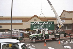 SUBMITTED PHOTO - The new West Linn Haggen grocery store opened March 21, replacing Albertsons on Blankenship Road. On April 30, Haggen will hold an introductory community meeting for Lake Oswego and West Linn.