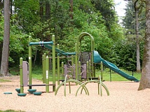 SUBMITTED PHOTO - A celebration of the new playground equipment at East Waluga Park will be held at 10 a.m. May 2. All are welcome to attend the festivities.