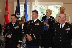 SUBMITTED PHOTO - The Lake Oswego Republican Women will honor all five branches of the military at the groups monthly luncheon meeting to take place at 11 a.m. May 19 at Oswego Lake Country Club, 20 Iron Mountain Blvd. Tickets are $25 each. Reservations are required and can be made by calling Elaine OToole at 503-421-6447.
