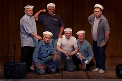 SUBMITTED PHOTO - Northwest Senior Theatre will present Colorful Melodies, a musical variety show May 20, 21, 22 and 23 at Alpenrose Dairy Opera House, 6149 S.W. Shattuck Road in Portland. The program includes songs with colorful titles, such as a tap dance to Shakin the Blues Away, plus Five Foot Two, Eyes of Blue, Second Hand Rose, Blue Skies, Red, Red Robin and special selections from South Pacific. All shows are at 2 p.m. Admission is $5 per person at the door.  Parking is free and the venue is wheelchair and walker accessible.