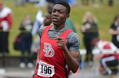 THE OUTLOOK: DAVID BALL - David Douglas Kingsley Armah finished third in the 400-meter final and ran the opening leg on the Scots winning 1,600-meter relay.
