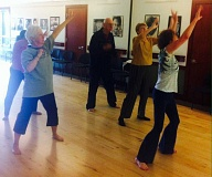 SUBMITTED PHOTO - The Nia music-and-movement class is just one of many held at the West Linn Adult Community Center.