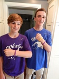 CLIFF NEWELL - Jimmy and Charlie Ryan put together a lacrosse team that has gone on to  raise funds for cancer research with its play.