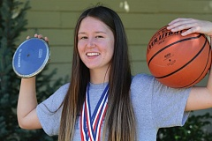 THE OUTLOOK: DAVID BALL - Portland Lutheran senior Danica Roady was the team's top runner in cross country, a school record holder in basketball and a three-event state placer in track.