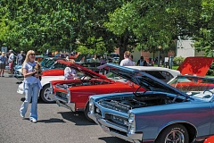 PHOTO: PAMPLIN MEDIA GROUP - The summer cruise-in season is just starting to heat up.