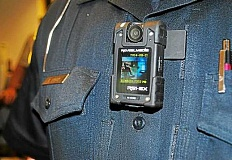 PAMPLIN MEDIA GROUP - Passage expected - Gov. Kate Brown is expected to sign a bill designed to regulate how police can use body cameras to record their interactions with the public.